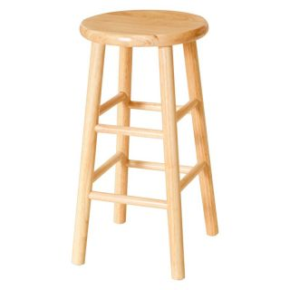Winsome Manchester 24 in. Counter Stools   Set of 2   81784