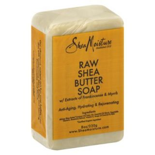 Shea Moisture Raw Shea Butter Anti Aging Face and Body Bar   3.5 oz