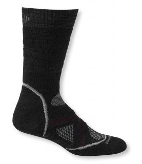 Mens Smartwool Phd Outdoor Socks, Medium Crew