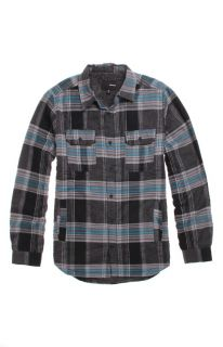 Mens Hurley Shirt   Hurley Jackson Long Sleeve Woven Shirt