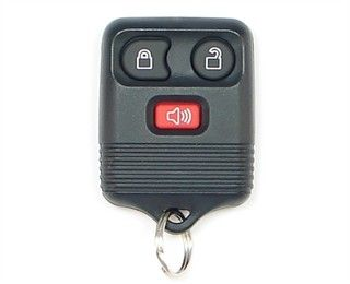 2011 Ford Econoline E Series Keyless Entry Remote