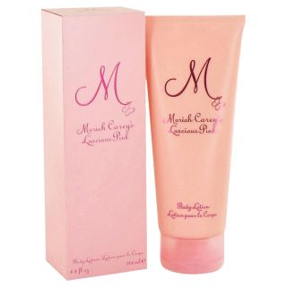 Luscious Pink for Women by Mariah Carey Body Lotion 6.8 oz