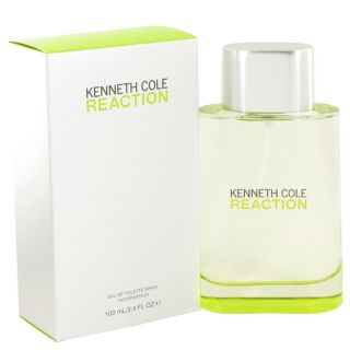 Kenneth Cole Reaction for Men by Kenneth Cole EDT Spray 3.4 oz