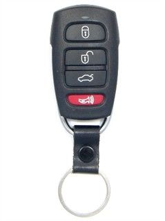 2009 Hyundai Genesis Sedan Keyless Entry Remote