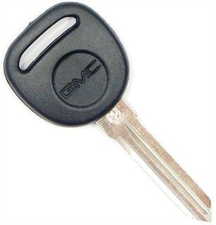 2011 GMC Savana transponder key blank