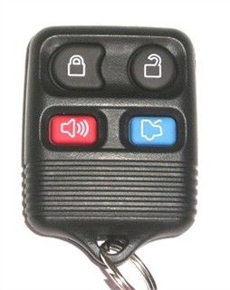 2008 Lincoln Town Car Keyless Entry Remote