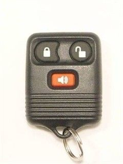 2001 Ford F 350 Keyless Entry Remote
