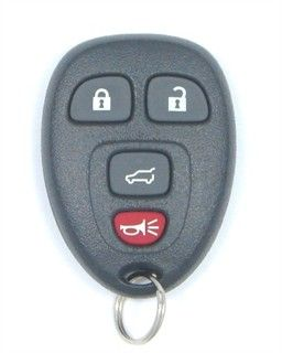 2012 GMC Yukon Keyless Entry Remote w/liftgate   Used