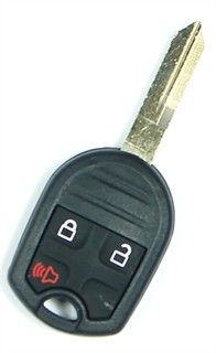 2012 Ford F 150 Keyless Entry Remote Key