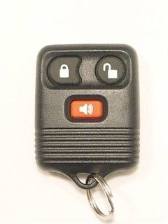 2007 Lincoln Mark LT Keyless Entry Remote   Used