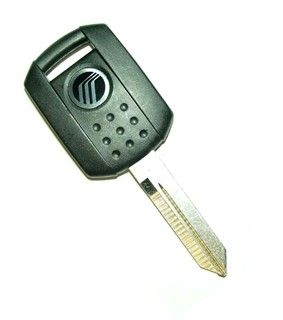 2006 Mercury Mountaineer transponder key blank