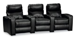 Lane Home Theater Seating   Endzone Model 222