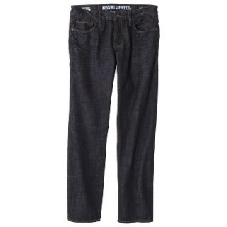 Mossimo Supply Co. Mens Slim Straight Fit Jeans 38X32