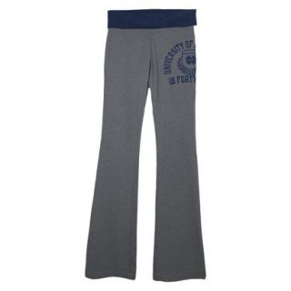 NCAA Womens Notre Dame Pants   Grey (L)