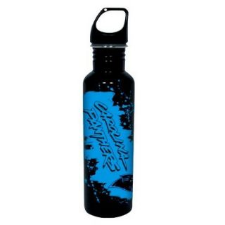 NFL Carolina Panthers Water Bottle   Black (26 oz.)