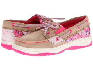 Sperry Top Sider Kids Butterflyfish Girls Shoes (Khaki)