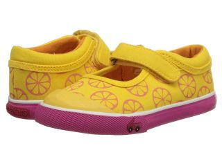 See Kai Run Kids Angela Girls Shoes (Yellow)