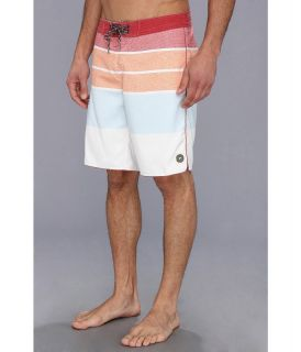 Rip Curl Pittsburg Scallop Mens Swimwear (Orange)