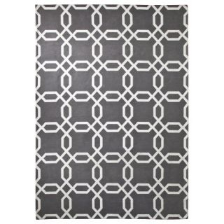 Room 365 Geometric Area Rug   Gray (7x10)
