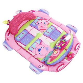 Bright Starts Tummy Cruiser Prop and Play Mat   Pretty in Pink
