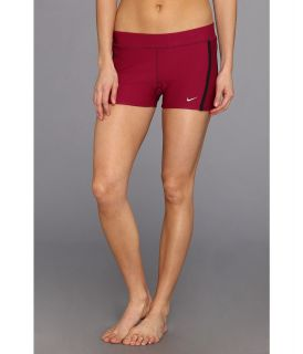 Nike Tempo Boy Short Womens Workout (Red)