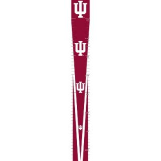 Indiana University Removable Peel & Stick Growth Chart