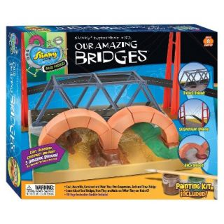 Alex Brands Scientific Explorer 07400 Our Amazing Bridges Model Kit