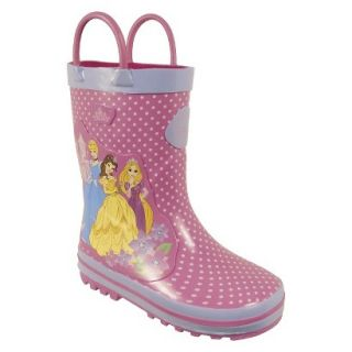 Disney Princess Girl Rain Boot   12
