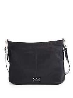 Kate Spade New York Nylon Denise Baby Bag   Black