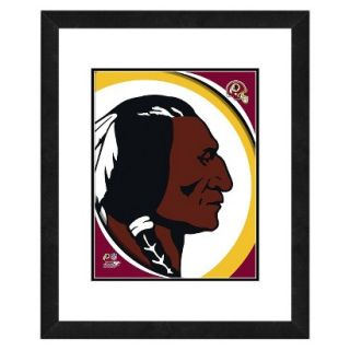 NFL Washington Redskins Framed Team Logo Design