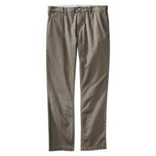 Mossimo Supply Co. Mens Slim Fit Chino Pants   Bitter Chocolate 34x30