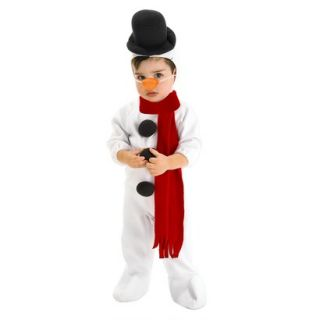 Buyseasons Snowman Infant/Toddler Costume   Infant