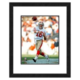 NFL San Francisco 49ers Joe Montana Framed Photo