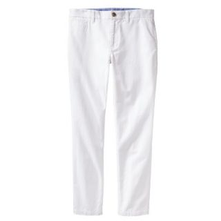 Mossimo Supply Co. Mens Vintage Slim Chino Pants   Fresh White 29X30