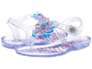 Kenneth Cole Reaction Kids Jelly Fun 2 Girls Shoes (Clear)