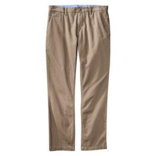 Mossimo Supply Co. Mens Slim Fit Chino Pants   Vintage Khaki 34X34