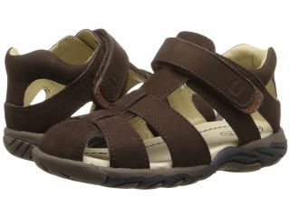 Umi Kids Verity Boys Shoes (Brown)