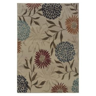 Estate Floral Area Rug (67x96)