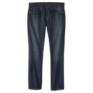 Denizen Mens Straight Fit Jeans 38X32