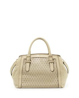 mercer isle sloan satchel bag, ostrich egg   kate spade new york