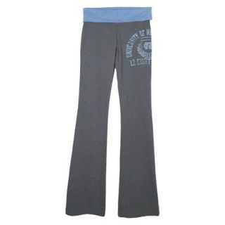 NCAA Womens North Carolina Pants   Grey (L)