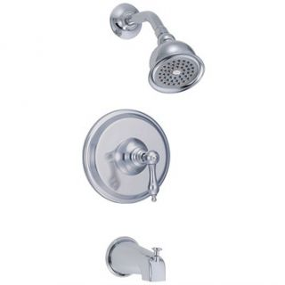 Danze® Fairmont™ Single Handle Tub & Shower Faucet Trim Kit   Chrome