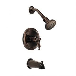 Danze Sheridan Trim Only Single Handle Tub & Shower Faucet   Oil Rubbed Bronze