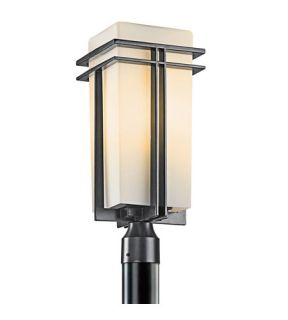 Tremillo 1 Light Post Lights & Accessories in Black (Painted) 49207BKFL