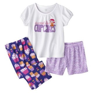 Just One You Made by Carters Infant Toddler Girls 3 Piece Short Sleeve