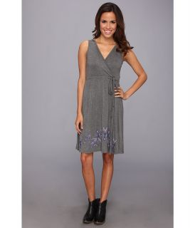 Stetson 8969 Rayon Spandex Jersey Sleeveless Dress Womens Dress (Gray)