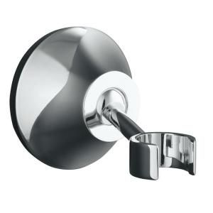 KOHLER Forte Adjustable Wall Mount Bracket in Polished Chrome K 352 CP