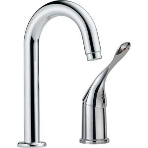 Delta Commercial Single Handle Bar Faucet in Chrome 711LF HDF
