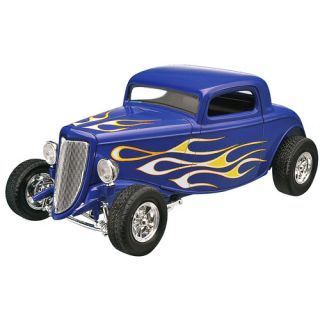 Revell 125 Scale Model Cars,34 Ford Street Rod