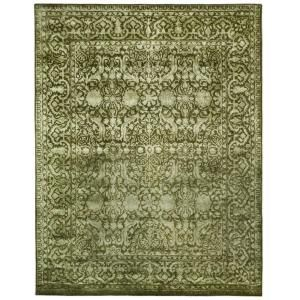 Safavieh Silk Road Sage 6 ft. x 9 ft. Area Rug SKR213D 6